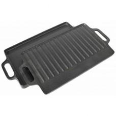 Cast iron plate 33x20cm