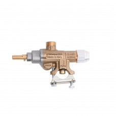 PEL 21S faucet with outlet for thermocouples, pilot and tube holder