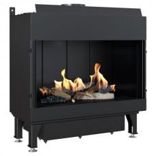 Energy fireplace LEO/70/G31/37MBAR gas Kratki