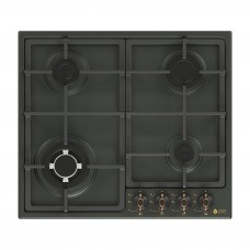 Built-in gas hobs TGS 9511 BL RUSTIC Thermogatz