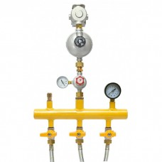 Kit for wall-mounted gas condensing boilers (2 bottles)
