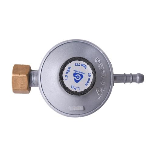 Adjustable Low Pressure Regulator Valve 1.5kg / h RECA