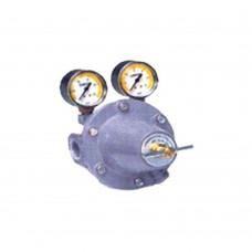 Adjustable High Pressure Regulator 100 kg/h with 2 manometer NOVA COMET