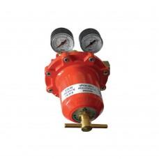 Adjustable High Pressure Regulator 100 kg/h with 2 manometer RECA