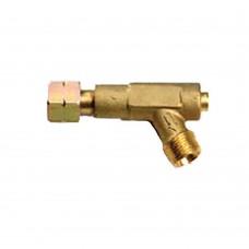 Overflow valve 10kg/h